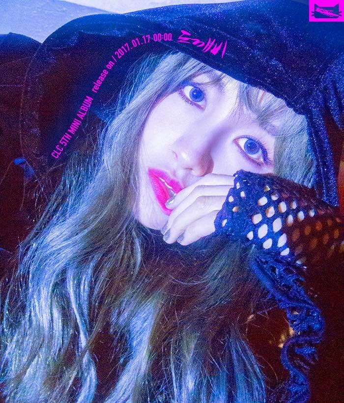 Teaser Seunghee