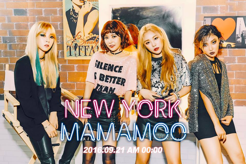 "MAMAMOO >> Single Digital ""Ahh Oop!"" - Página 5 MAMAMOO-Teaser-New-York-1"