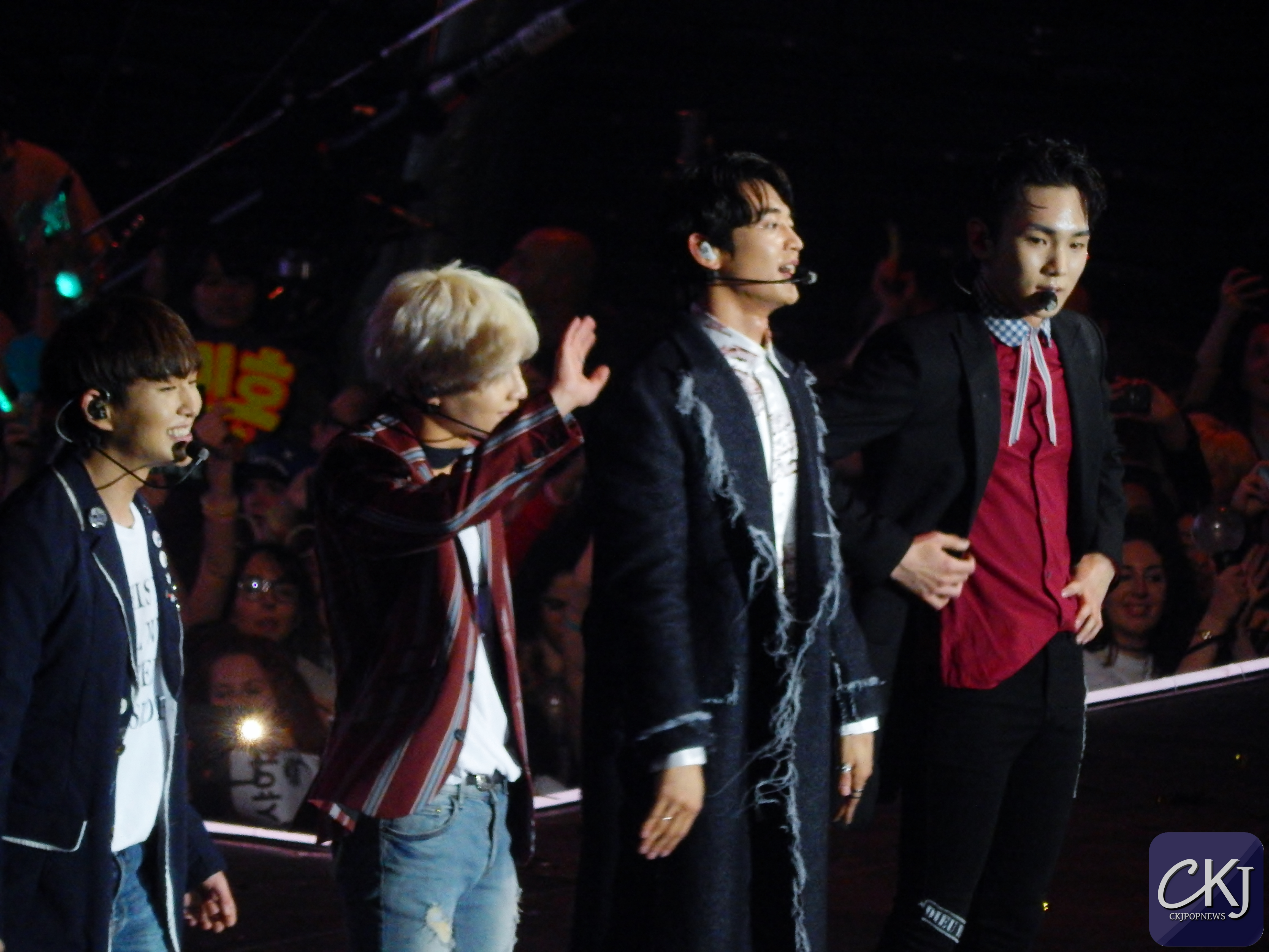 SHINee oNew rencontres Jung ah