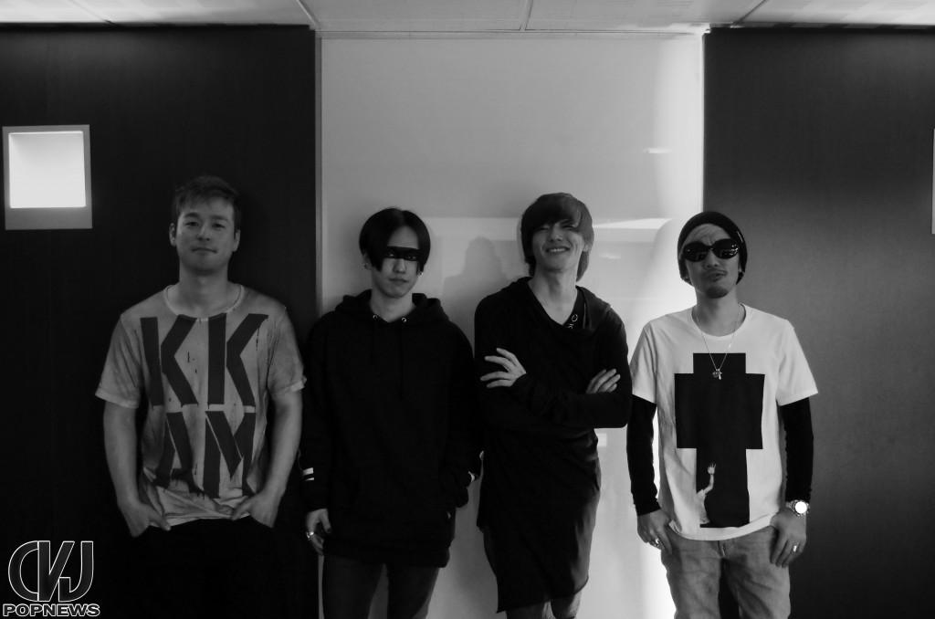SPYAIR-Paris-Concert-la-machine-du-moulin-rouge-2016-26-mars-interview-album-4-japon-J-Rock-UZ-momiken-Ike-Kenta