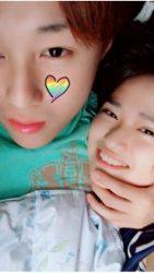 Taguchi Natsumi and boyfriend