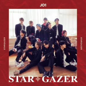 JO1 stargazer single cover edition limitee A oh he oh 2020