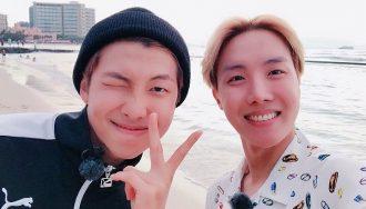 RM, leader des BTS, vous parle de la mixtape de J-Hope