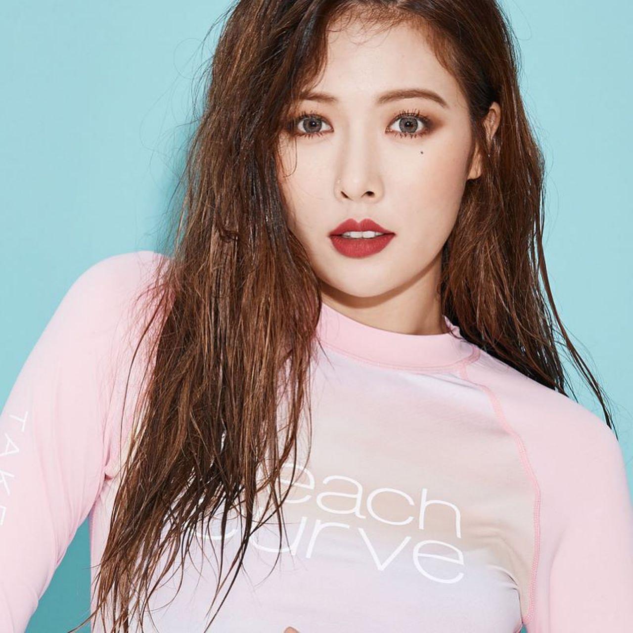 Hyuna D 233 Voile Deux Teasers Pour Son Retour En Solo