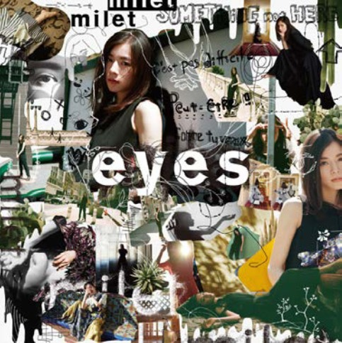 milet eyes album cover 2020