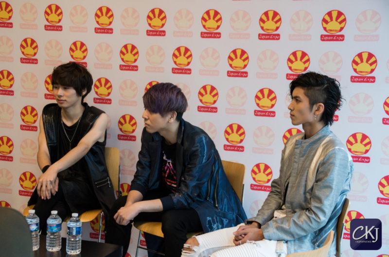The Sixth Lie Japan Expo