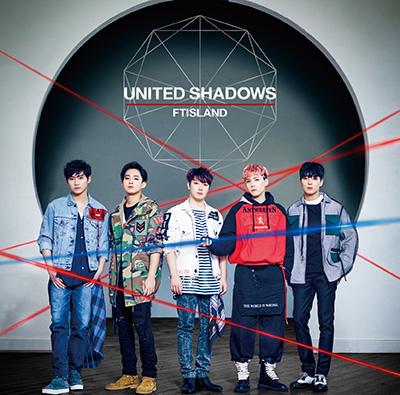 ftisland-united-shadows-album-japon-edition-normale